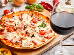 Great Wines for Pizza Night (Red and White)